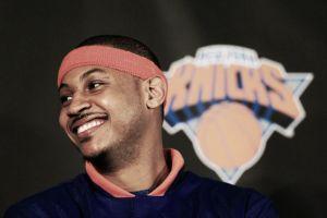 """Carmelo Anthony, sobre el anillo: """"Estamos compitiendo por ello"""""""