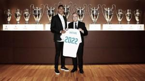 Varane prolonga contrato com Real Madrid até 2022 e exalta sua história no clube