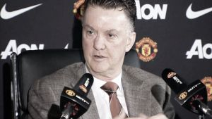 Louis van Gaal sets his sights on a second-place finish after Anfield victory
