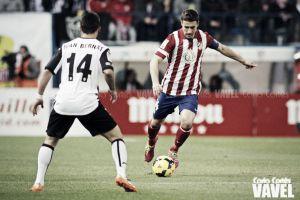 El Atlético de Madrid tiene cogida la medida al Valencia en las eliminatorias coperas