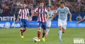 Gabi fue expulsado y se pierde el partido frente al Deportivo
