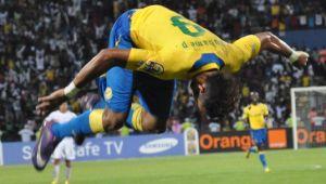 Aubameyang pone a Gabón en cabeza