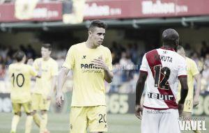 """Gabriel: """"Quiero ser un jugador importante en el Villarreal"""""""