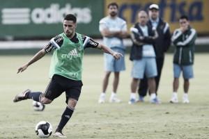 Palmeiras anuncia que não renovará contrato de volante Gabriel