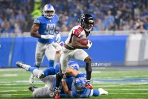 Atlanta Falcons 30-26 Detroit Lions: Falcons survive in controversial fashion