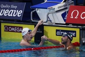 Nuoto, Coppa del Mondo - Eindhoven: sul podio Orsi e Detti