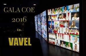 Gala COE 2016: Rajoy y Nadal, protagonistas de la noche
