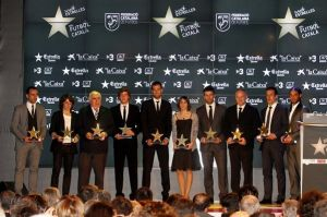 Sergio García y Joan Jordán, nominados