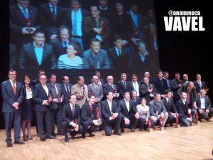 La Gala del Deporte murciano reconoce a los mejores de este 2013