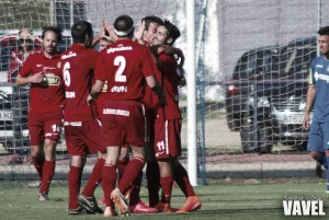 Fotos e imágenes del Getafe B 0 -3 Real Unión. Jornada 13, Segunda División B grupo II