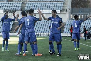 Fotos e imágenes del Getafe B 1 - 0 Barakaldo, grupo 2 de Segunda División B