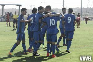 Fotos e imágenes del Getafe B 1 - 0 Real Unión, grupo 2 de Segunda Division B