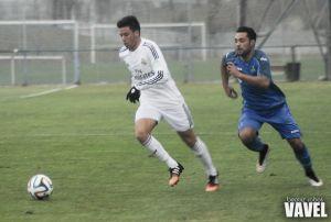 Fotos e imágenes del Getafe B 0-1 Real Madrid Castilla, Segunda División B Grupo II
