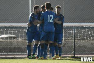 Fotos e imágenes del Getafe B 1-0 CD Guadalajara, Segunda División B Grupo II