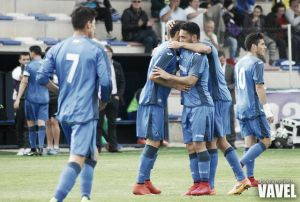 Fotos e imágenes del Getafe B 2-1 Trival Valderas, Segunda División B Grupo II