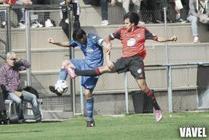 Fotos e imágenes del Getafe B 0 - 1 Real Sociedad B, grupo 2 de Segunda Division B