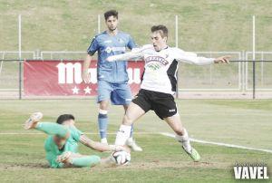Fotos e imágenes del Getafe B 0-1 CD Tudelano, Segunda División B Grupo II