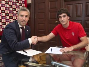 El Athletic ata a Lekue y Herrerín hasta 2019