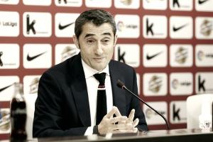 """Ernesto Valverde: """"No tenemos ningún miedo a enfrentarnos al Barcelona"""""""