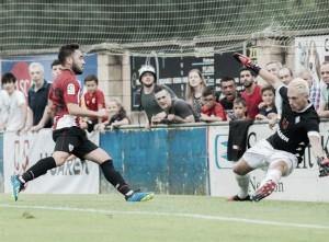 Unai López debutó marcando en pretemporada