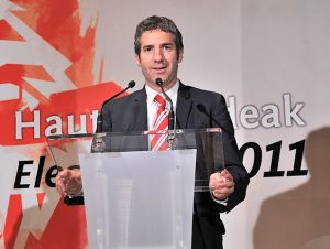 Josu Urrutia, tres años de incertidumbres, despedidas y éxitos deportivos