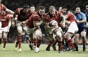 Gales se despide con una sonrisa
