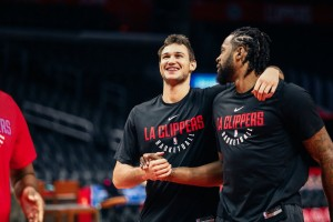 NBA - Los Angeles Clippers, ancora stop per Gallinari