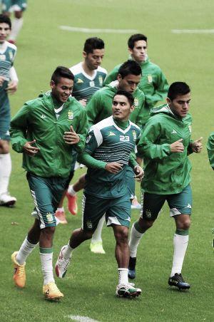 Se reintegra el 'Gallo' Vázquez a los entrenamientos