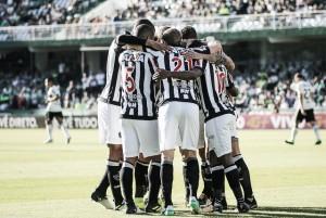 Atlético-MG joga para o gasto, ofusca estreia de Marcelo Oliveira e derrota Coritiba