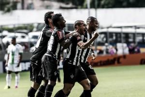 Meta quase cumprida: jogadores do Atlético-MG destacam terceira vitória seguida
