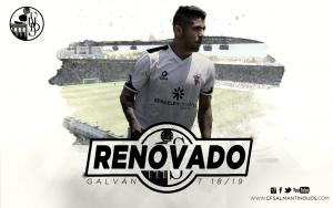 Martín Galván y Tyson renuevan con el Salmantino