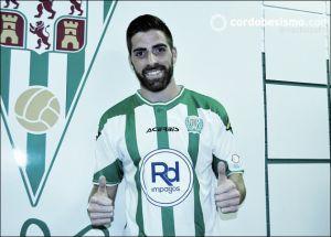 """Rafa Gálvez: """"Cuando el Córdoba se puso en contacto conmigo, ni me lo pensé"""""""