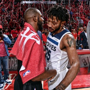 NBA Playoffs - I Rockets vincono Gara 5 ed eliminano i Minnesota Timberwolves (4-1)