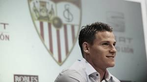 """Gameiro: """"El Sevilla apostó muy fuerte por mí"""""""