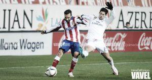 """Jesús Gámez: """"Hay que seguir hacia adelante, mirando a ese partido que tenemos en el Calderón"""""""
