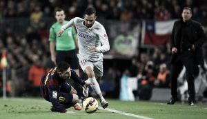 Barcelona - Atlético de Madrid: puntuaciones del Atlético de Madrid, jornada 18
