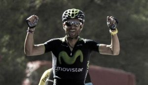 Vuelta a España Stage Six: Valverde takes over the Vuelta