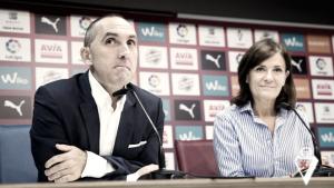 """Fran Garagarza: """"Seguir en el Eibar es un privilegio"""""""