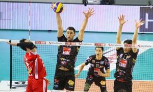 Volley M - La Lube Civitanova Marche ottiene un facile successo sulla Revivre Milano