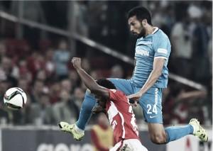 """Ezequiel Garay: """"Tengo muy bonitos recuerdos del Benfica"""""""