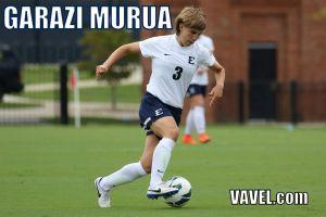 """Entrevista. Garazi Murua: """"Le debo mucho más al fútbol de lo que él me debe a mí"""""""