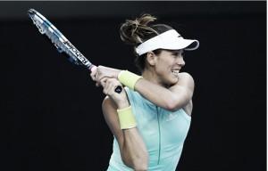 Australian Open: Garbiñe Muguruza moves past Sorana Cîrstea to reach quarterfinals