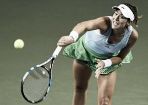 Garbiñe pierde ante Svitolina y queda apeada del WTA de Tokio