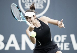 WTA Stanford: Muguruza continues imperious form, rolls past Konjuh into final four