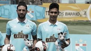 Sporting Cristal: Mauricio Viana y Renzo Garcés suspendidos con 4 fechas