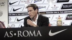 """Garcia carica la Roma: """"Siamo arrabbiati, ripartiremo dai tre punti"""""""