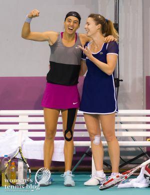 WTA Indian Wells :Entrée réussie pour les françaises