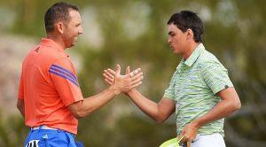 Rickie Fowler apea a Sergio García de los cuartos de final del Accenture