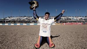 Marc García será 'wildcar' en el FIM CEV de Valencia