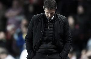 Remi Garde believes Aston Villa 'deserved better' against Watford